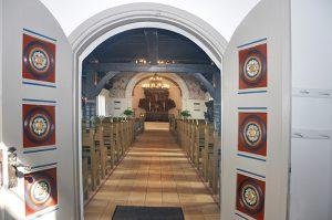 Gudstjeneste ved Mette Marslund @ Nazarethkirken | Ryslinge | Danmark