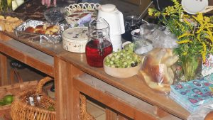 Aflyst - Påskefrokost @ Mødesalen | Ryslinge | Danmark