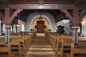 Gudstjeneste med Mette Marslund @ Nazarethkirken | Ryslinge | Danmark