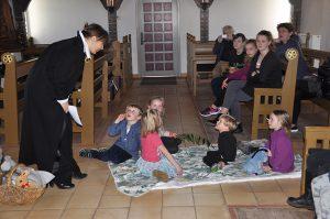 Juleaften for børn @ Nazarethkirken | Ryslinge | Danmark