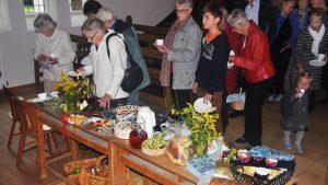 Høstgudstjeneste v. Malene Aastrup og høstfest @ Mødesalen | Ryslinge | Danmark