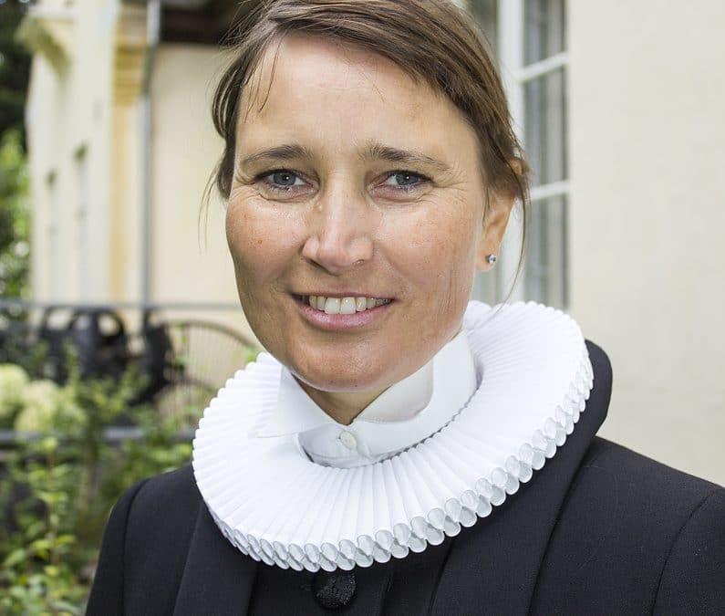 Gudstjeneste ved Malene Aastrup