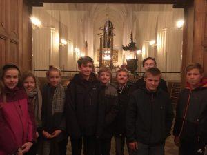 Gudstjeneste med årets konfirmander @ Nazarethkirken | Ryslinge | Danmark