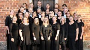 Julekoncert med Det Fynske Kammerkor @ Nazarethkirken | Ryslinge | Danmark