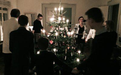 Julen varer ved