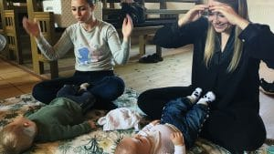 Babysalmesang @ Nazarethkirken   Ryslinge   Danmark