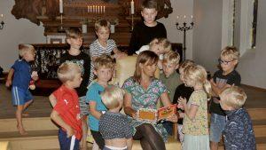 Stjernestund - godnathistorie og fællesspisning @ Nazarethkirken | Ryslinge | Danmark