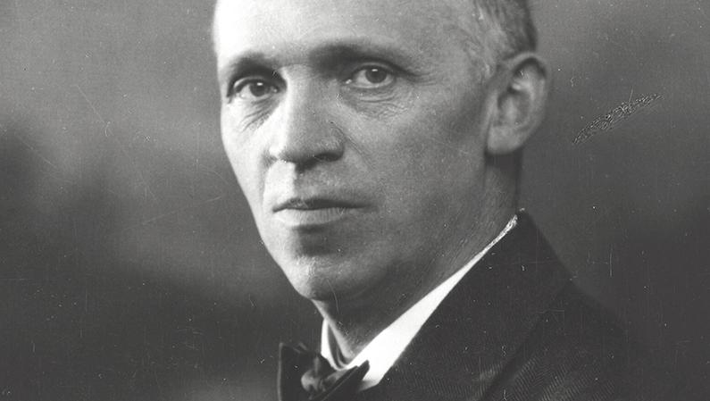 Fynske fyrtårne: Thorvald Aagaard