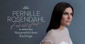 Koncert: Pernille Rosendahl @ Nazarethkirken