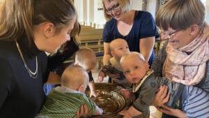 Babysalmesang @ Nazarethkirken | Ryslinge | Danmark